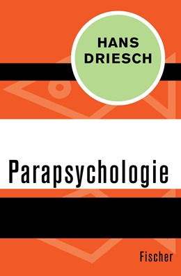 Abbildung von Driesch | Parapsychologie | 1. Auflage | 2015 | beck-shop.de