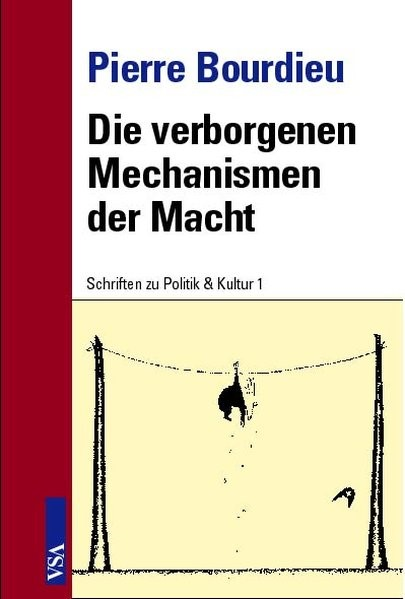 Die verborgenen Mechanismen der Macht | Bourdieu, 2015 | Buch (Cover)