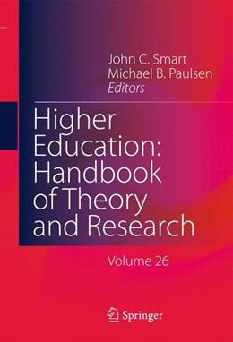 Abbildung von Smart / Paulsen | Higher Education: Handbook of Theory and Research 26 | 2011 | 2011