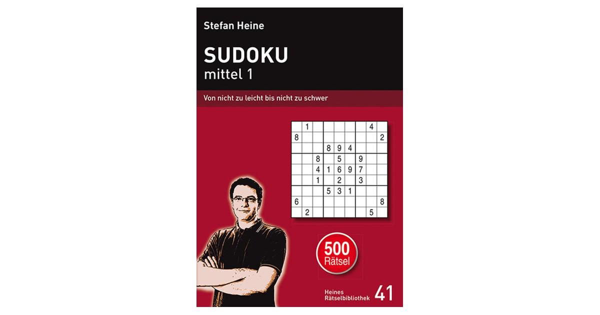Heine Sudoku Mittel 1 2015