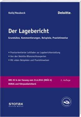 Abbildung von Deloitte   Der Lagebericht   2. Auflage   2016   beck-shop.de