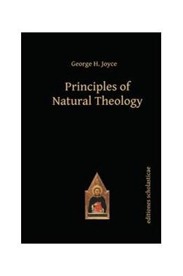 Abbildung von Joyce   Principles of Natural Theology   Neuauflage der 3. Auflage 1957   2015