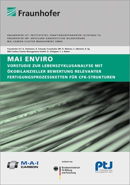 Abbildung von Ilg / Hohmann | MAI Enviro. | 1. Auflage | 2015 | beck-shop.de