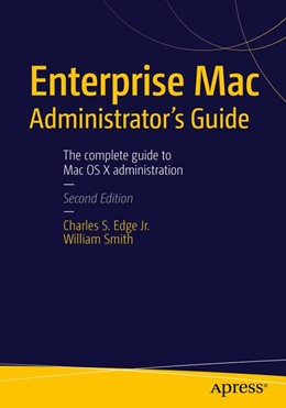 Abbildung von EDGE / Smith   Enterprise Mac Administrators Guide   2. Auflage   2015   beck-shop.de