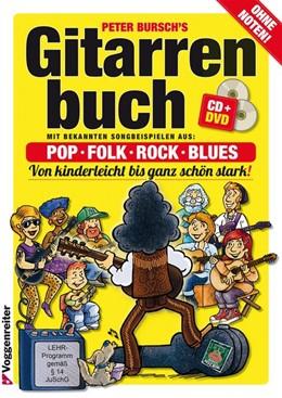 Abbildung von Bursch   Gitarrenbuch 1. Mit DVD und CD   Neuauflage   2015   Das populärste Gitarrenbuch oh...