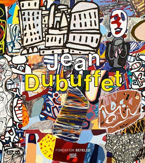 Jean Dubuffet | / Bouvier, 2016 | Buch (Cover)