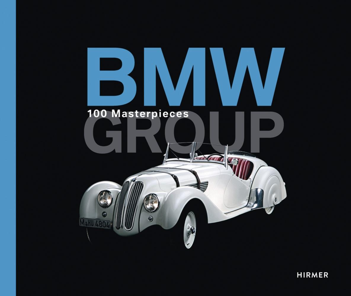 BMW - 100 Masterpieces | Braun, 2016 | Buch (Cover)