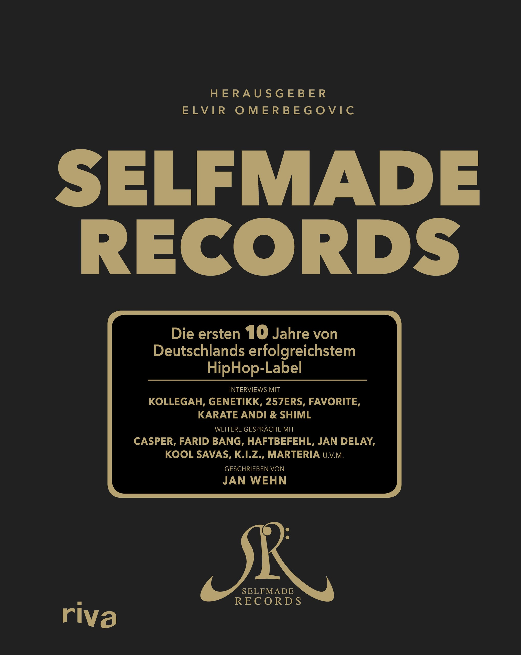 Selfmade Records | Omerbegovic / Wehn, 2015 | Buch (Cover)