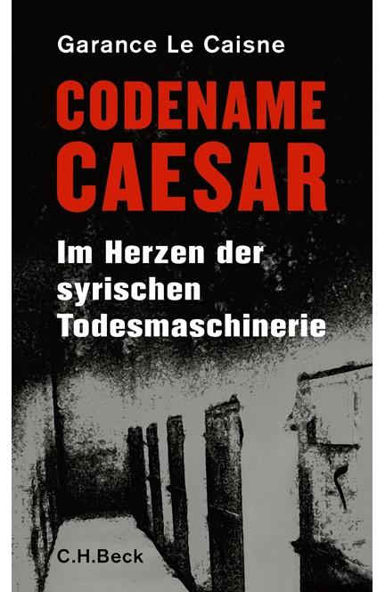 Cover: Garance Caisne|Garance Le Caisne, Codename Caesar
