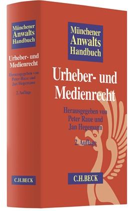 Abbildung von Münchener Anwaltshandbuch Urheber- und Medienrecht | 2., überarbeitete und erweiterte Auflage | 2017