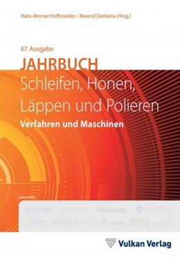 Abbildung von Denkena / Hoffmeister (Hrsg.)   Jahrbuch Schleifen, Honen, Läppen und Polieren   67. Auflage   2016   beck-shop.de