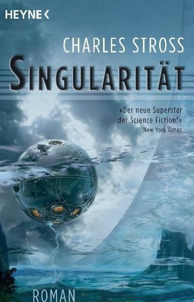 Singularität   Stross, 2005   Buch (Cover)
