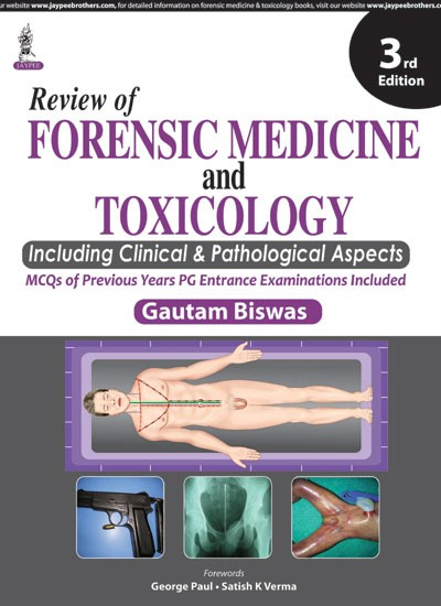 Abbildung von Biswas | Review of Forensic Medicine and Toxicology | 2015