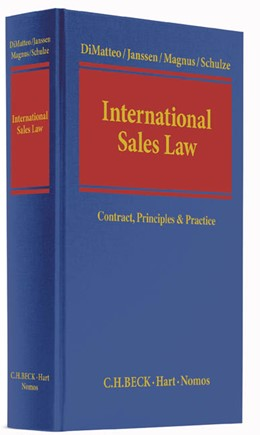 Abbildung von DiMatteo / Janssen / Magnus / Schulze | International Sales Law | 2016 | Contract, Principles & Practic...