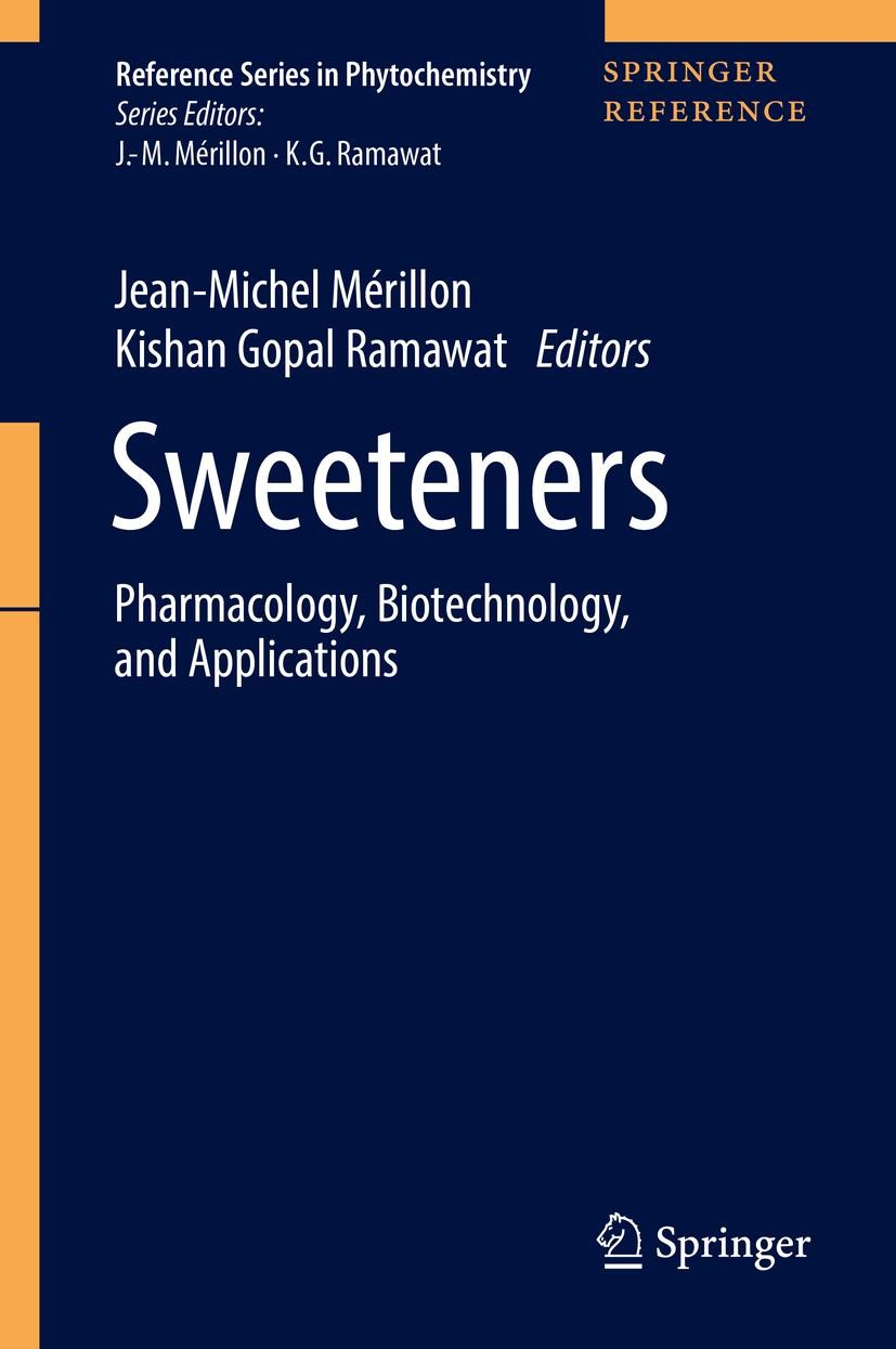 Sweeteners | 1st ed. 2018, 2017 | Buch (Cover)