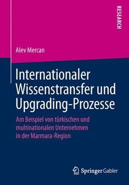 Abbildung von Mercan | Internationaler Wissenstransfer und Upgrading-Prozesse | 2015 | Am Beispiel von türkischen und...