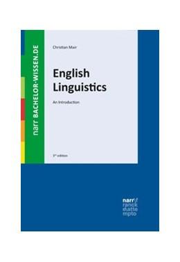 Abbildung von Mair | English Linguistics | 1. Auflage | 2015 | beck-shop.de