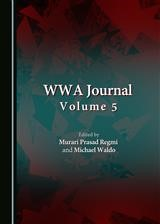 WWA Journal Volume 5 | Regmi / Waldo, 2015 (Cover)