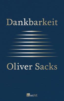 Abbildung von Sacks | Dankbarkeit | 7. Auflage | 2015 | beck-shop.de