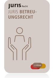 juris PartnerModul Betreuungsrecht • Jahresabonnement, 2015 (Cover)