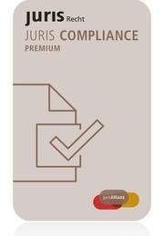 juris PartnerModul Compliance Premium • Jahresabonnement, 2015 (Cover)