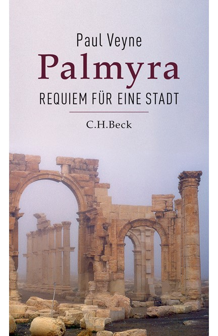 Cover: Paul Veyne, Palmyra