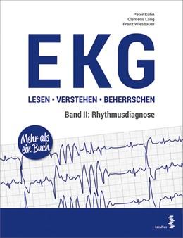 Abbildung von Kühn / Lang | EKG lesen - verstehen - beherrschen | 1. Auflage | 2016 | beck-shop.de