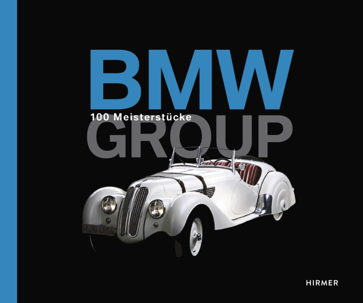 BMW - 100 Meisterstücke   Braun, 2016   Buch (Cover)