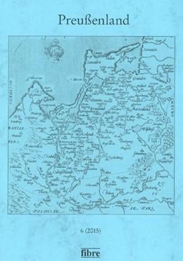 Abbildung von Preußenland 6 (2015)   2016   Jahrbuch der Historischen Komm...