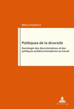 Abbildung von Doytcheva | Politiques de la diversité | 2015 | Sociologie des discriminations... | 80