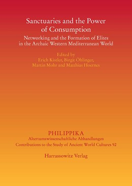 Abbildung von Hoernes / Kistler / Mohr / Öhlinger | Sanctuaries and the Power of Consumption | 2016 | Networking and the Formation o...