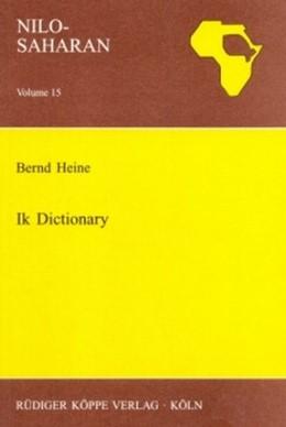 Abbildung von Heine | Ik Dictionary | 1. Auflage | | 15 | beck-shop.de