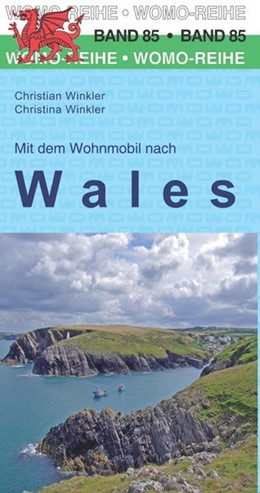 Abbildung von Winkler / WOMO | Mit dem Wohnmobil nach Wales | 1. Auflage | 2016