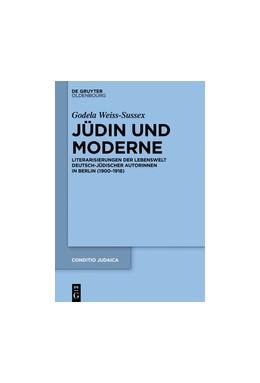 Abbildung von Weiss-Sussex | Jüdin und Moderne | 1. Auflage | 2016 | 90 | beck-shop.de