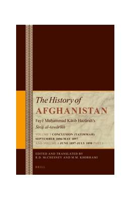 Abbildung von McChesney / Khorrami | The History of Afghanistan II (5 vol. set) | 2016