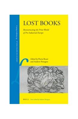 Abbildung von Lost Books | xviii, 523 pp. | 2016