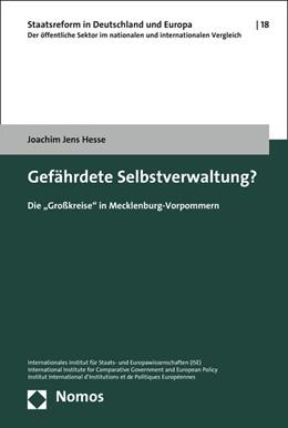Abbildung von Hesse | Gefährdete Selbstverwaltung? | 2015 | Die | 18