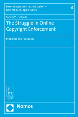 Abbildung von Schmitz | The Struggle in Online Copyright Enforcement | 2015 | Problems and Prospects | 8