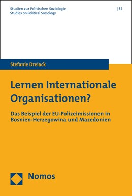 Abbildung von Dreiack   Lernen Internationale Organisationen?   2015   Das Beispiel der EU-Polizeimis...   32
