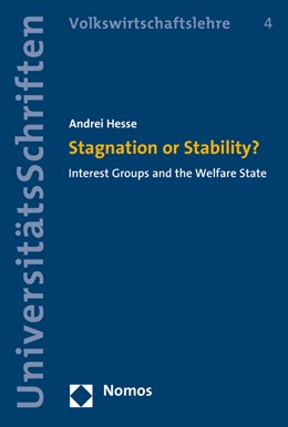 Abbildung von Hesse | Stagnation or Stability? | 2015 | Interest Groups and the Welfar... | 4