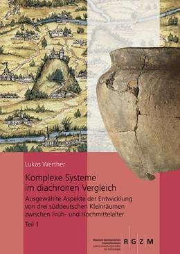 Abbildung von Werther | Komplexe Systeme im diachronen Vergleich | 2015 | Ausgewählte Aspekte der Entwic... | 127