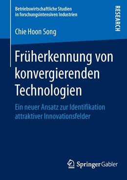Abbildung von Song | Früherkennung von konvergierenden Technologien | 1. Auflage | 2015 | beck-shop.de