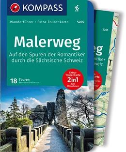 Abbildung von Pollmann | Malerweg - Auf den Spuren der Romantiker durch die Sächsische Schweiz | 1. Auflage | 2016 | Wanderführer mit Extra-Tourenk...