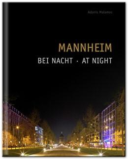 Abbildung von Malamos   Mannheim bei Nacht   2015