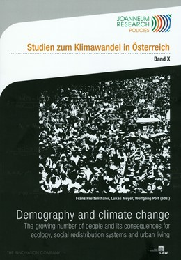 Abbildung von Prettenthaler / Meyer / Polt | Demography and climate change | 2015 | The growing number of people a... | 10