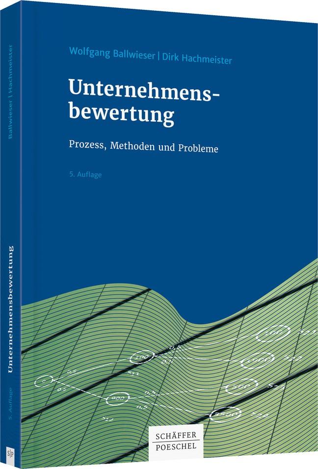 Unternehmensbewertung   Ballwieser / Hachmeister   Buch (Cover)
