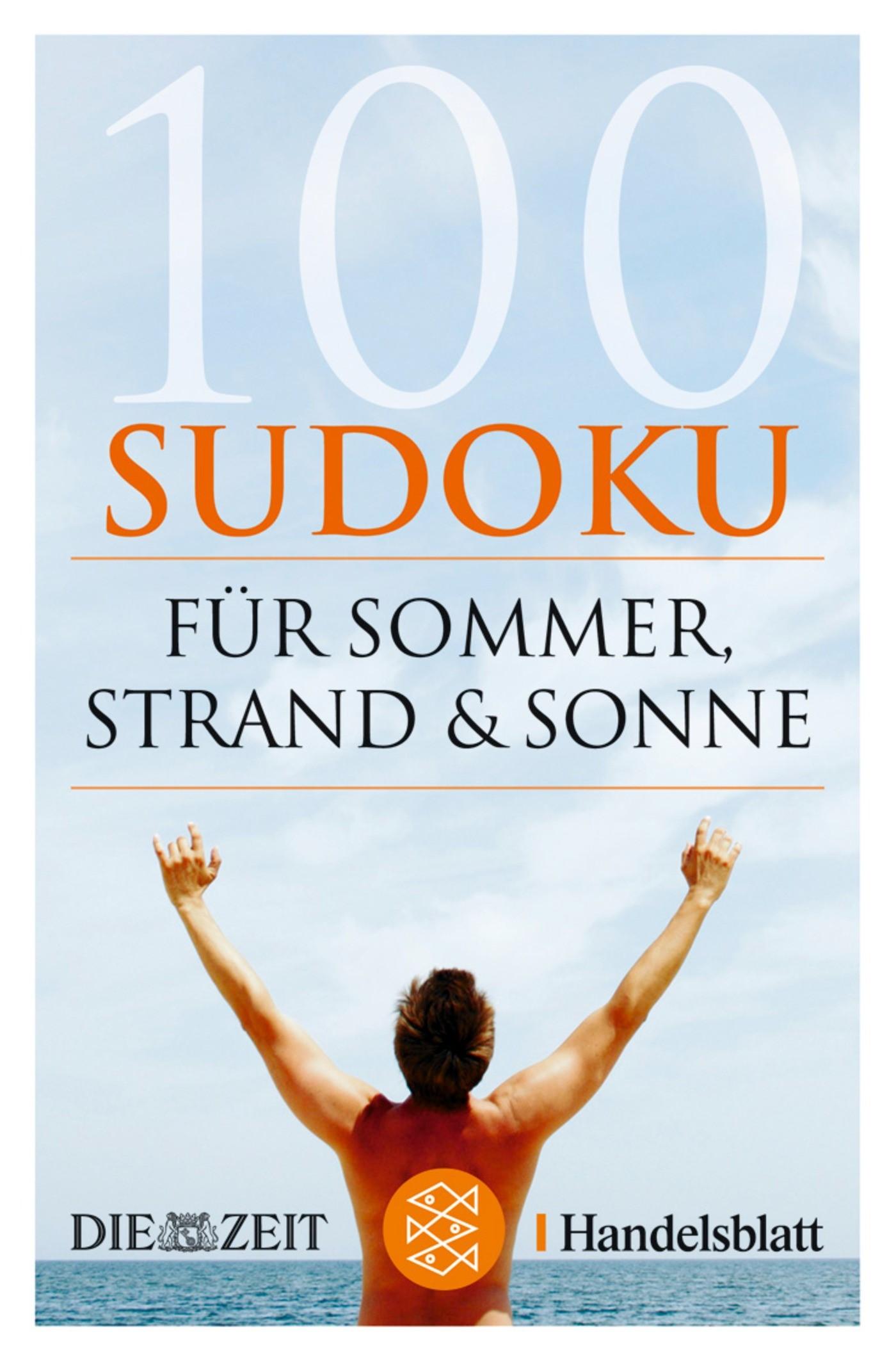 100 Sudoku für Sommer, Strand und Sonne | 1. Auflage, 2007 | Buch (Cover)