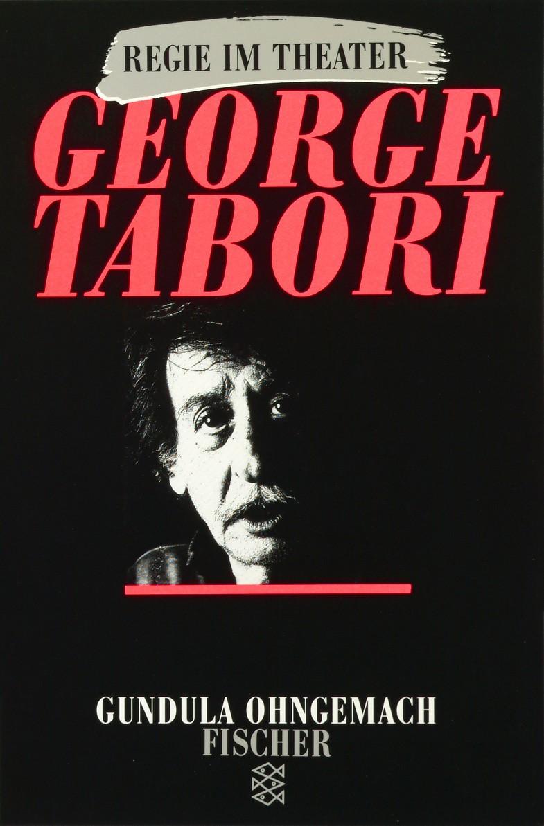 George Tabori | Ohngemach, 1989 | Buch (Cover)