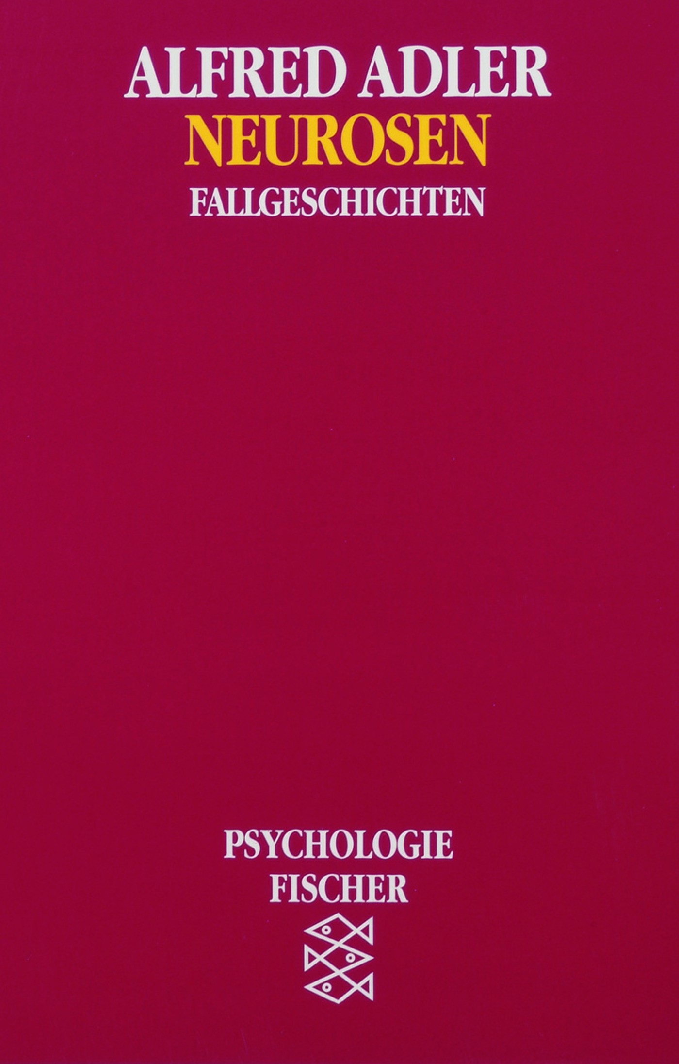 Neurosen | Adler, 1981 | Buch (Cover)