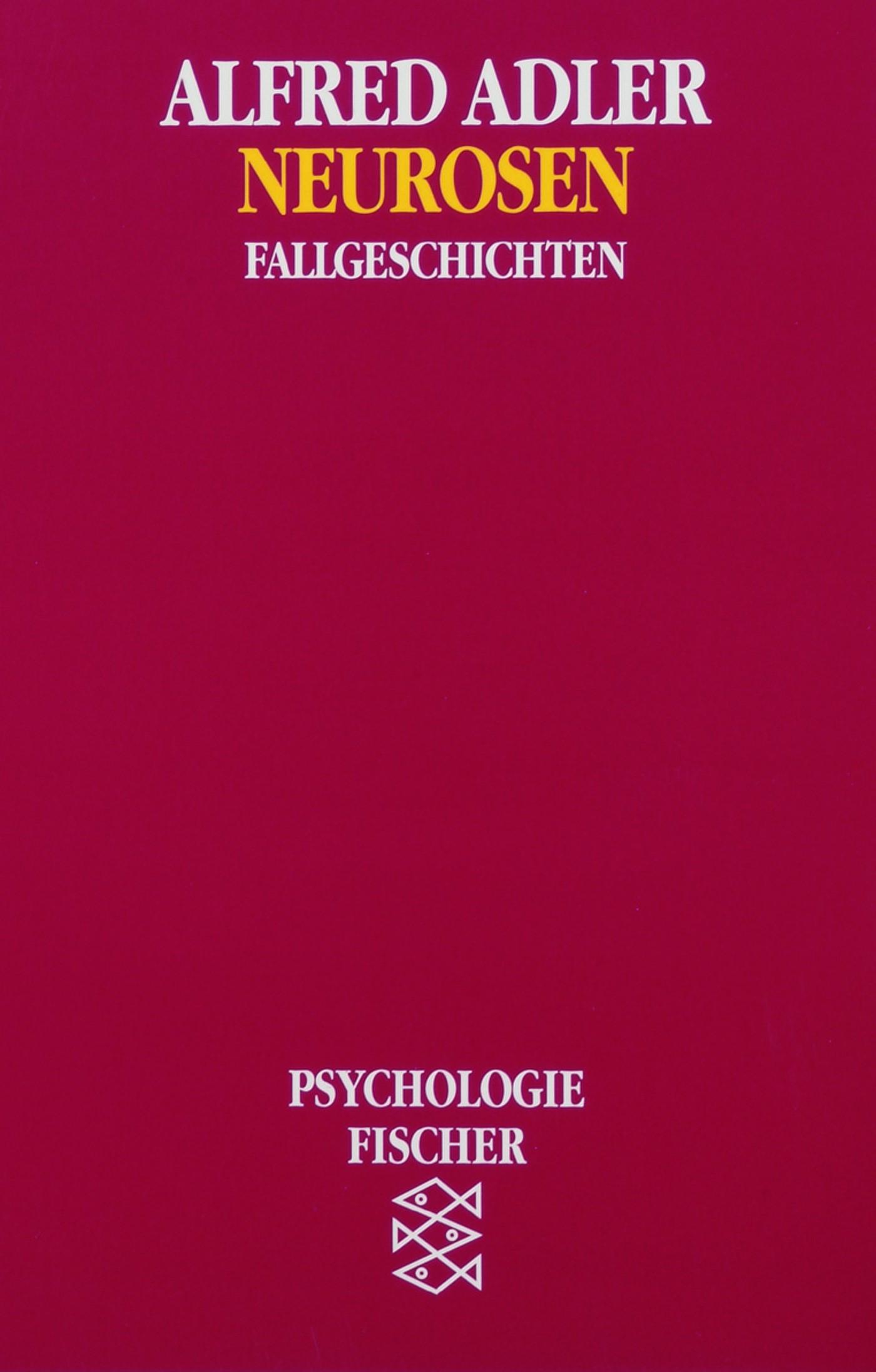 Abbildung von Adler | Neurosen | 1981